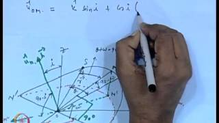Mod-01 Lec-10 Two Body Problem (Contd...5)