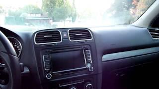 2010 Volkswagen Golf TDI Test Drive Impressions