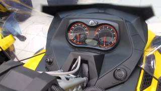 6. Ski Doo 2015 SKANDIC 900ACE WT  new video