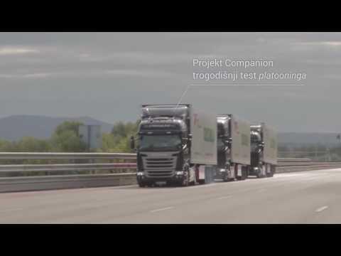 Predstavljena nova generacija Scania kamiona