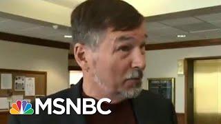 Oregon Republican's Violent Threat Draws Militia Support | Rachel Maddow | MSNBC