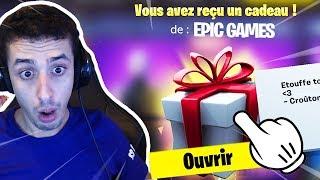 EPIC GAMES NOUS OFFRE UN CADEAU POUR NOEL...