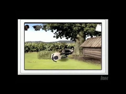 Shaun the Sheep : Off His Head Nintendo DS