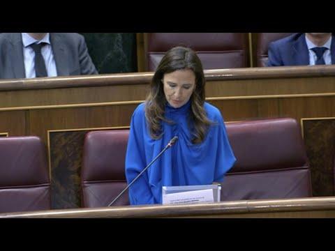 """Teresa Jiménez-Becerril a Marlaska: """"Márchese y devuélvanos a ese valiente Guardia Civil con una hoja de servicios impecable""""."""