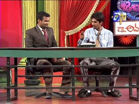 Jabardasth - ????????? -  Dhana Dhan DhanRaj Performance on 17th July 2014 18 July 2014 08 AM