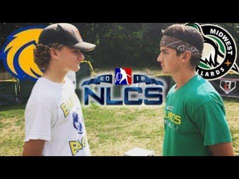 2018 NLCS   Mallards vs. Eagles   MLW Wiffle Ball (видео)