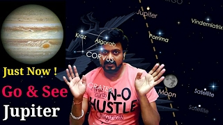 Video [See Jupiter] April 17, May 18, See The Jupiter With Naked Eye, Jupiter Is In Opposition State MP3, 3GP, MP4, WEBM, AVI, FLV Juli 2018