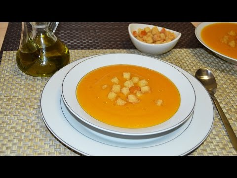 Puréed Vegetable Soup – Easy Purée of Vegetable Soup Recipe