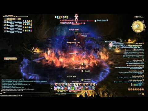 Grappler Andrew Plays Final Fantasy XIV Online: A Realm Reborn Live Stream 1080p Ep.21