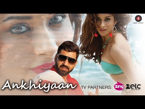 Ankhiyaan -  Music Video | Sandeep Sharma & Nyra B