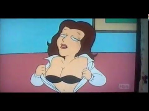 Family Guy TV Girl