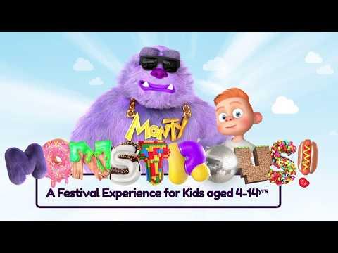 Monstrous Kid's Festival