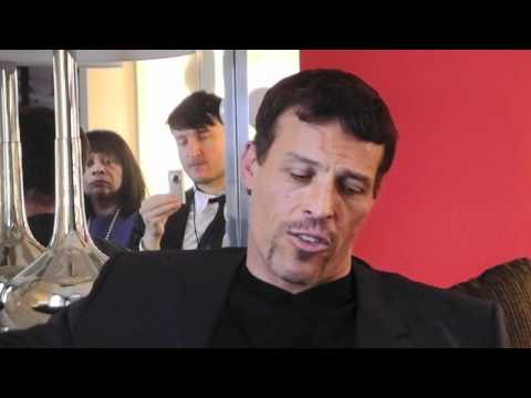 Tony Robbins on Being Ready for a Relationship