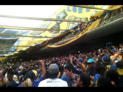 Dia del hincha 12/12 - La 12 - Boca Juniors