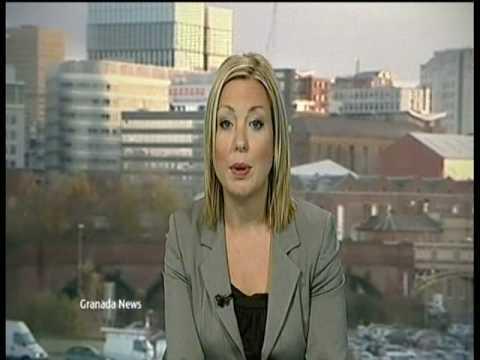 TV newsreader swears on live TV