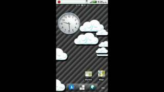 Cloud HD LiveWallpaper FULL YouTube video