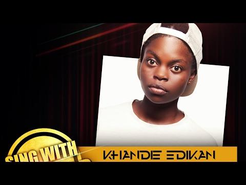 SingWithEmbolab (Khandie Edikan) Week 2 contestant (видео)