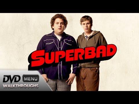 Superbad (2007) DvD Menu Walkthrough