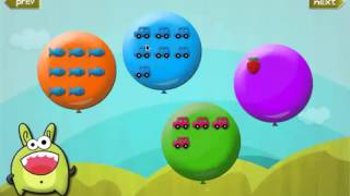 Kids Learning Numbers Lite YouTube video