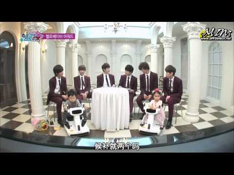 BoyFriend 的Hello Baby 20130322 Ep12 The End