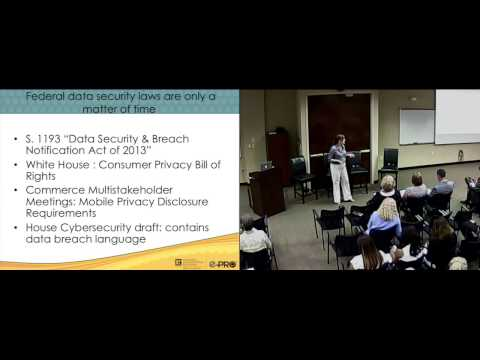Melanie Wyne – 10 Things You Need to Know About Data Security
