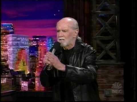 George Carlin (No Urge To Binge & Purge)