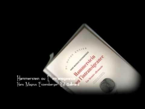 Vid�o de Hans Magnus Enzensberger