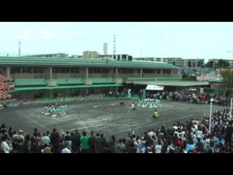 高ヶ坂幼稚園 H28運動会 年中男の子 バルーン