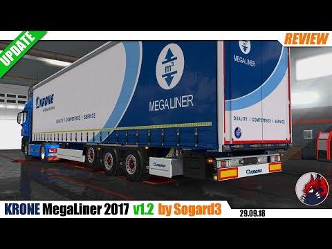 Krone MegaLiner 2017 v1.2 [29-09-18]