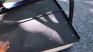 6. 2014 E-Z-GO Freedom RXV Golf Cart (Gasoline)