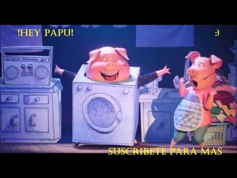 Video Sing - Rosita y Gunter (Canción Limpia) Shake It Off download in MP3, 3GP, MP4, WEBM, AVI, FLV January 2017