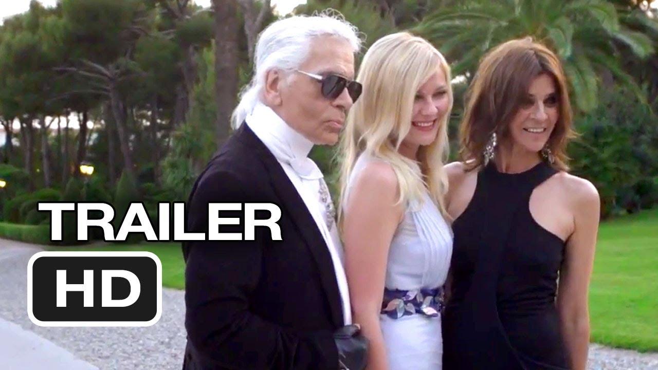 Mademoiselle C Official Trailer (2013) – Carine Roitfeld Fashion Documentary HD
