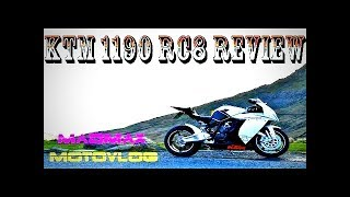 5. KTM 1190 RC8 VIDEO REVIEW