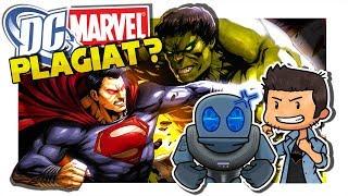 Video DC vs Marvel :  PLAGIAT ?  (Feat Alkor & Ico TRASH) MP3, 3GP, MP4, WEBM, AVI, FLV Oktober 2017