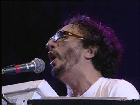 Fito Páez video Es una cuestión de actitud - San Pedro Rock II / Argentina 2004
