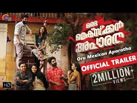 Oru Mexican Aparatha | Trailer | Tovino Thomas, Neeraj Madhav