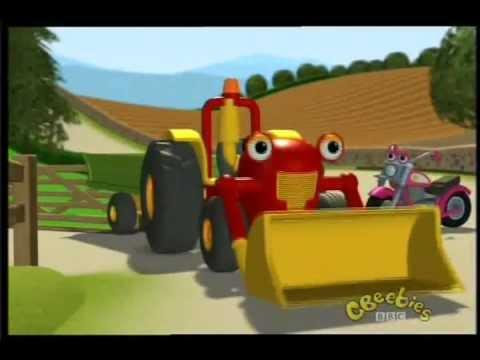 Traktor Tom - Kłopoty z przyczepa