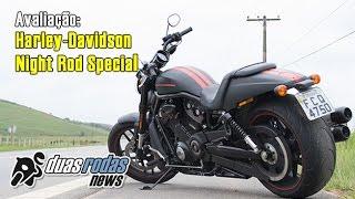 3. Avaliação (review) da Harley-Davidson Night Rod Special