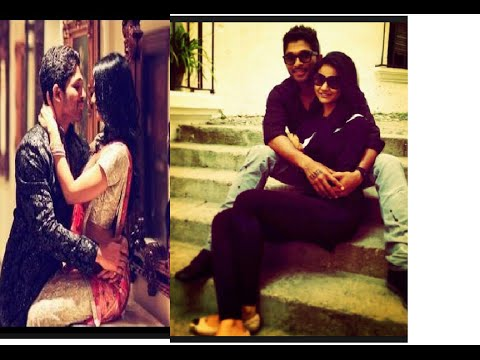 Allu Arjun can't Leave Wife Sneha Reddy for Minute Personal Video - Dont miss it