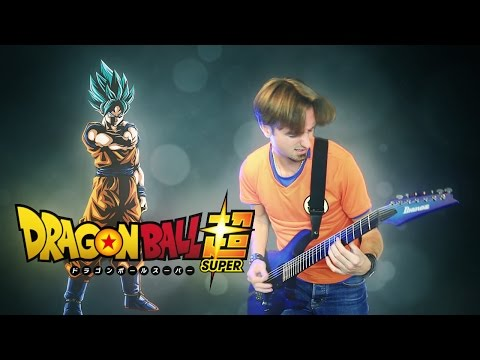 🎸 DRAGON BALL SUPER - Chouzetsu Dynamic ⭐ Guitar Cover by Alex Luss