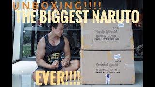 Video UNBOXING THE BIGGEST NARUTO KURAMA RESIN FIGURE by XCEED STUDIOS MP3, 3GP, MP4, WEBM, AVI, FLV Maret 2019