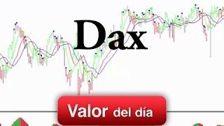 DAX30 Perf Index Trading en Dax por Darío Redes en Estrategiastv (18.01.17)