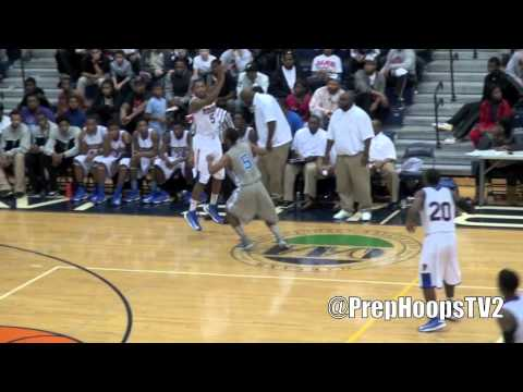 Martez Walker 2013 Detroit Pershing at the Battle of the Best