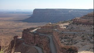 La incredibile Moki Dugway in USA - Video Dalla Rete