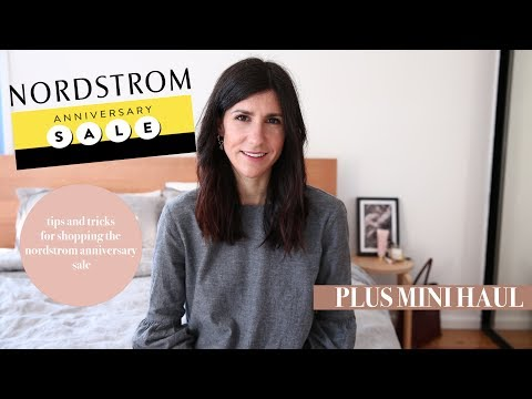 2018 Nordstrom Anniversary Sale Shopping Tips, What to Buy + Mini Haul | Mademoiselle