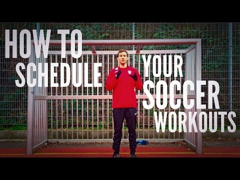 How To Schedule Your Training Sessions