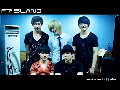 [FTISLAND] Last ON-AIR Message (Hello Hello)