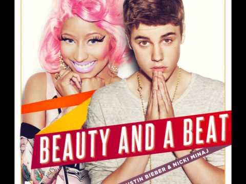 Justin Bieber & Nicky Minaj - Beauty And A Beat [audio]