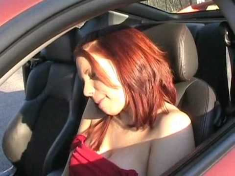 girls revving - A great video by Mandy. Its too bad that pedal pulse cant seem to keep it togeter.
