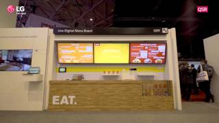 [ISE2015]LG Booth_QSR